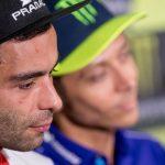 Danilo Petrucci Valentino Rossi - @ GP-Fever.de