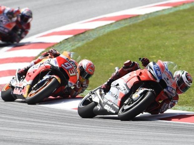 Michelin-MotoGP-Reifen: Von Anfang bis Ende pushen unmöglich