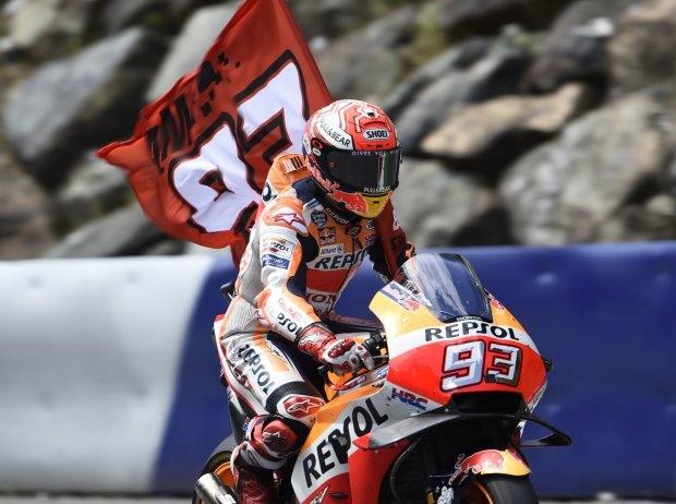 Honda-Situation: Gewinnt Honda oder gewinnt Marquez?