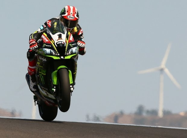 Superbike-WM Portimao Race2: Rea auch in Lauf zwei weltmeisterlich