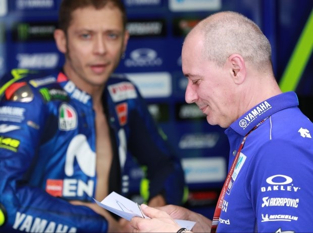 Luca Cadalora: Mit dem richtigen Bike kann Rossi gewinnen