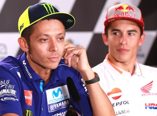 Rossi Marquez - @LAT