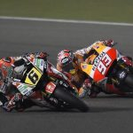 Stefan Bradl Marc Marquez - @LCR-Honda