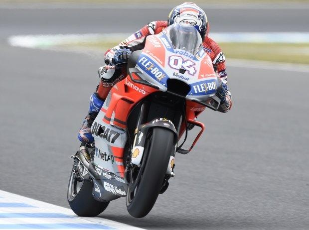 MotoGP Motegi 2018, Quali: Dovizioso auf Pole, Marquez in Reihe zwei