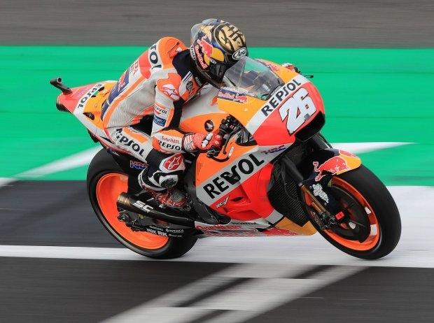 MotoGP Motegi 2018, FP2: Bestzeit für Dani Pedrosa auf abtrocknender Strecke