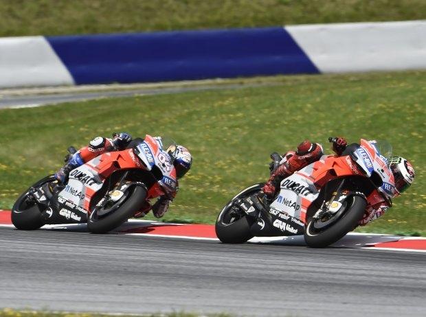 Ducati in Motegi: Dovizioso hakt Titel ab, Lorenzos Rennstart erneut ungewiss