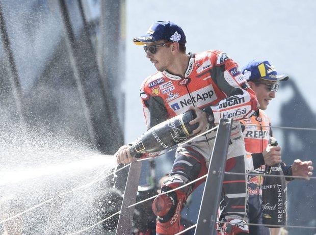 Jorge Lorenzo über Ducati-Abschied: