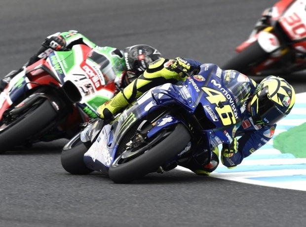 MotoGP Motegi 2018, FP3: Dovizioso knapp vor Crutchlow und Zarco