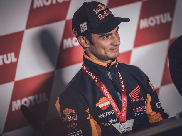 Dani Pedrosa als MotoGP-Legende geehrt: