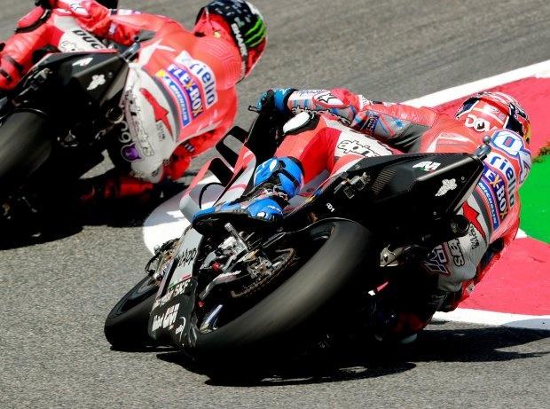Andrea Dovizioso: Niederlagen gegen Lorenzo anders als gegen Marquez