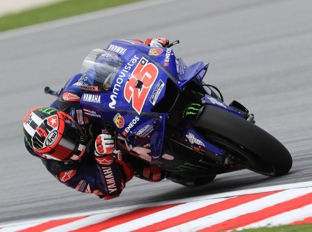MotoGP Valencia 2018, Quali: Vinales sichert sich die Pole, Rossi nur 16.