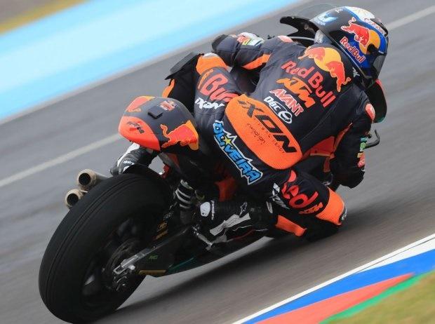 Moto2 Valencia 2018: Miguel Oliveira sichert sich den finalen Sieg in der Honda-Ära