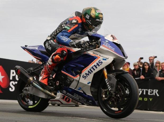 Motorrad-Grand-Prix Macau 2018: Peter Hickman dominiert Qualifying 1