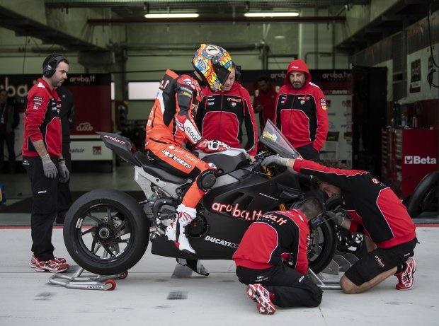 WSBK-Test Aragon: Jonathan Rea dominiert, Ducati so schnell wie Yamaha