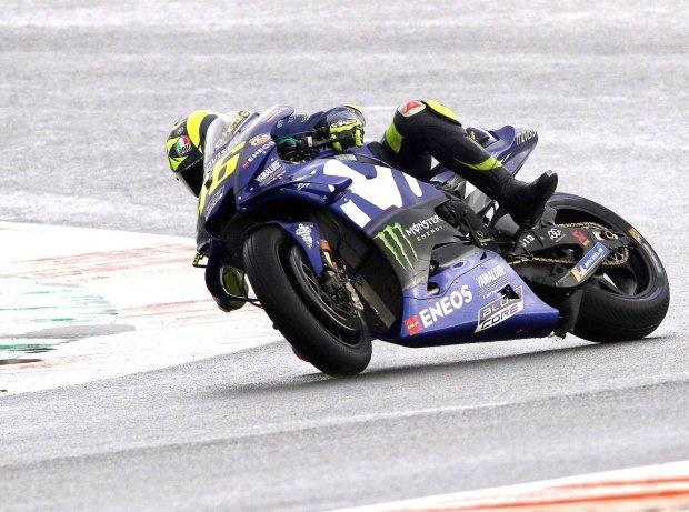 Valentino Rossi bleibt nach Valencia-Sturz ohne Sieg 2018: