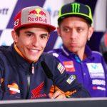 Marquez und Rossi - © LAT