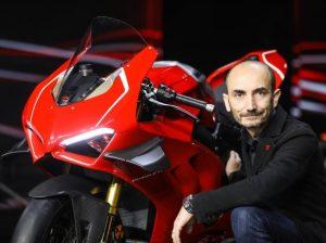 Claudio Domenicali - © Ducati