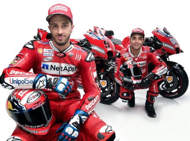 Andrea Dovizioso bestätigt: Ducati hat noch einige Ideen in der Pipeline