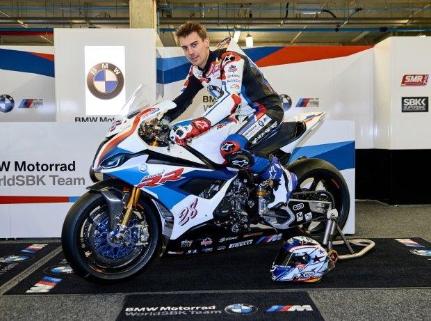 Markus Reiterberger - © BMW Motorrad WorldSBK Team