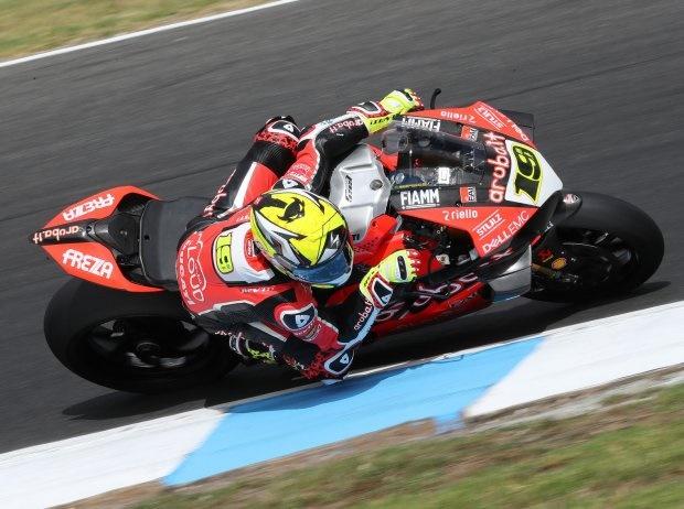 WSBK Phillip Island Race1: Alvaro Bautista gewinnt souverän beim Superbike-Debüt