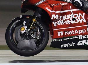 Ducati Vorderrad - © LAT