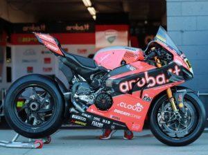 Alvaro Bautista Ducati - © LAT