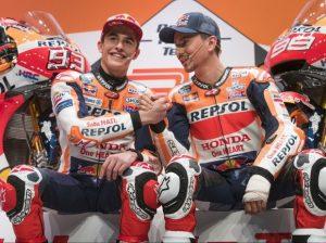 Marc Marquez und Jorge Lorenzo - © Repsol Honda