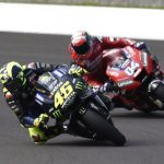 Rossi vs Dovizioso - © LAT