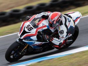 Tom Sykes - © BMW Motorrad