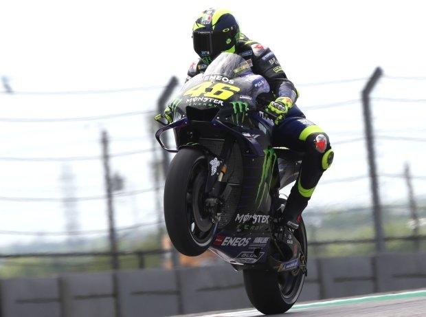 Schwäche im Qualifying: Warum Valentino Rossi ein