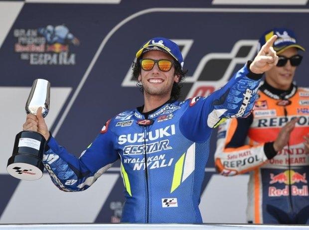 Alex Rins - © Suzuki Racing