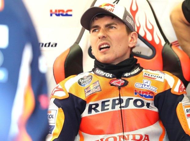 Stefan Bradl über Jerez: Jorge Lorenzo