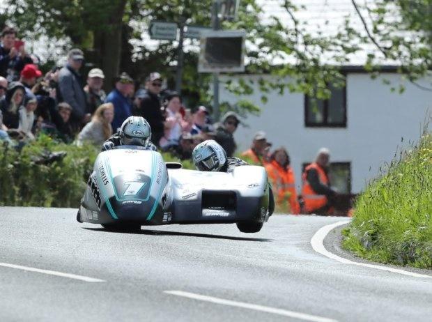 Ben und Tom Birchall - © Isle of Man TT