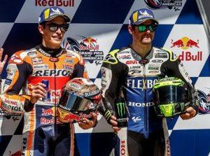 Crutchlow und Marquez - © GP-Fever.de