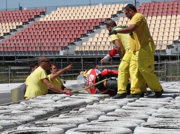 MotoGP-Test in Barcelona: Bestzeit von Vinales, viel Detailarbeit bei den Teams