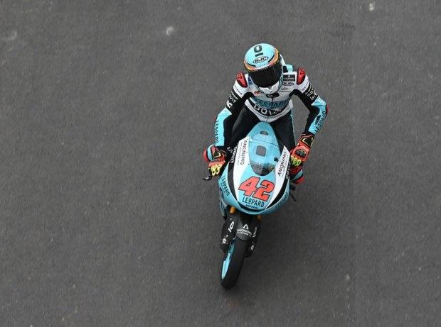 Barcelona 2019 Moto3: Erster Sieg für Ramirez und Massensturz