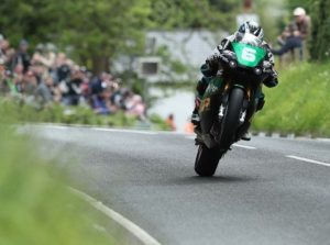Michael Dunlop - © Isle of Man TT