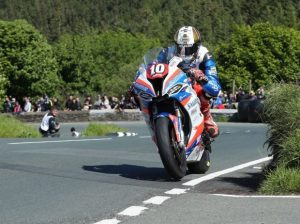 Peter Hickman - © Isle of Man TT