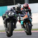 Vinales vs Quartararo - © LAT