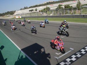 MotoE - © MotoGP