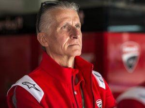 Paolo Ciabatti - © Ducati