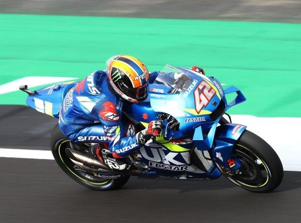 MotoGP Silverstone: Rins bezwingt Marquez auf der Ziellinie