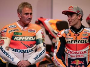 Doohans vs Marquez - © Repsol Media