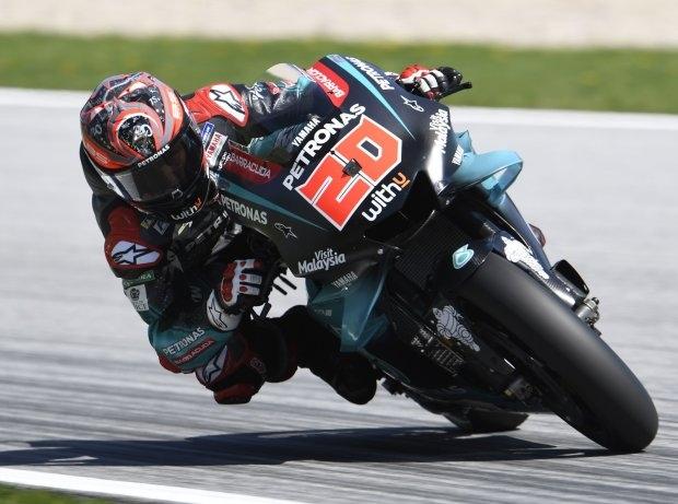 MotoGP Silverstone FP1: Quartararo vor Marquez und Vinales, Lorenzo Letzter