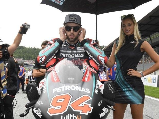 Jonas Folger: Keine weiteren Moto2-Rennen für Petronas-Sprinta