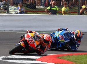 Marquez vs Rins - © LAT
