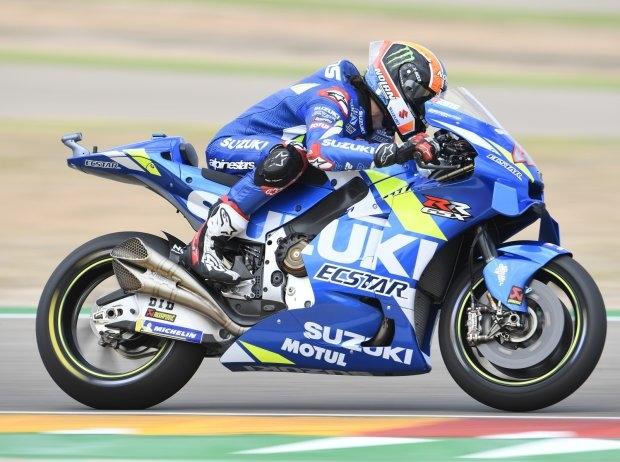 MotoGP Aragon FP3: Rins muss trotz Bestzeit in Q1 ran