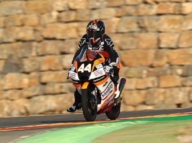 Moto3 Aragon: Canet siegt mit deutlichem Vorsprung
