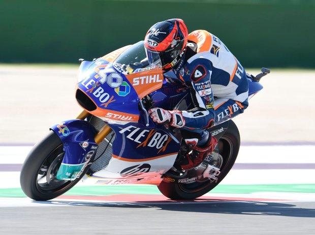 Moto2 Misano: Fernandez bezwingt Di Giannantonio mit hartem Manöver