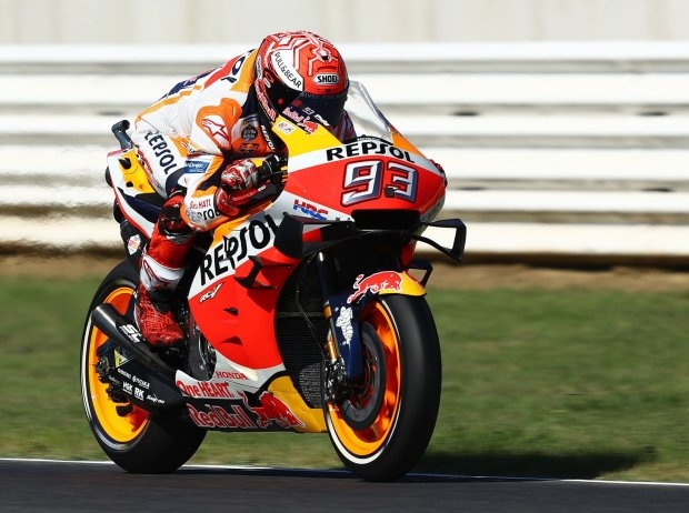MotoGP Aragon FP1: Marquez mit 1,6 Sek. Vorsprung vor Vinales und Quartararo